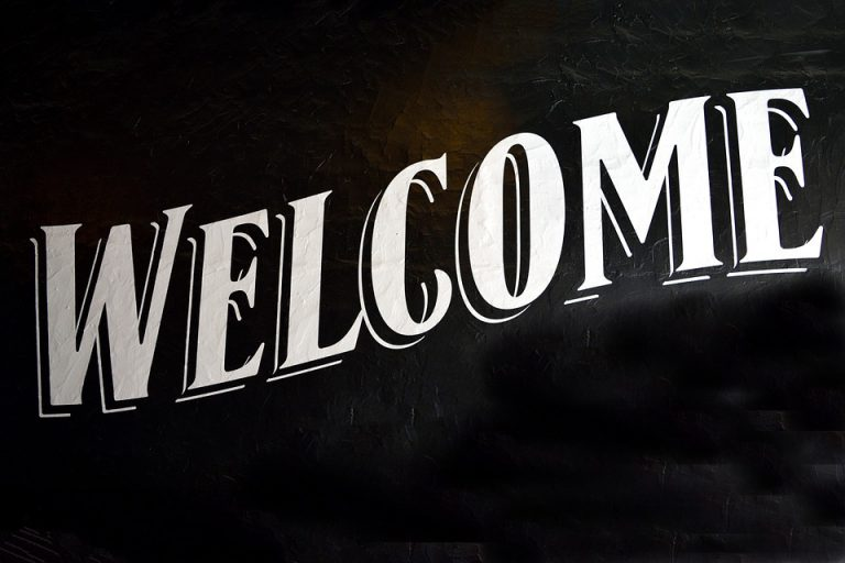 The Welcome Card – A First Impression that Lasts