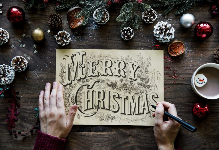What to Have on Your Business Christmas Cards